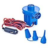 Solstice 12V Accessory Outlet Electric Pump for Inflatables