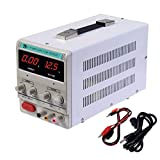 Variable Adjustable Lab DC Bench Power Supply 0-30V 0-10A -US Power Cord