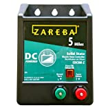 Zareba EDC5M-Z 5-Mile Battery Operated Solid State Electric Fence Charger