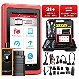 LAUNCH X431 PROS Mini 3.0 (Same Function as X431 V+) Bi-directional Scan Tool OE-Level Full System Automotive Diagnostic Scanner 31+ Service ECU Coding Oil Reset ABS Bleeding 2 Years Free Update