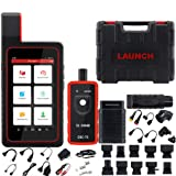 LAUNCH X431 DIAGUN V Bi-Directional Full Systems Scan Tool,Key IMMO,ECU Coding,30+ Reset Function,Actuation Test,TPMS Reset, Free Update,Full Master Kit- El-50448