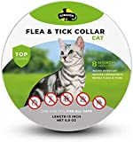 SOBAKEN Collar for Cats, One Size fits All, 13 inch