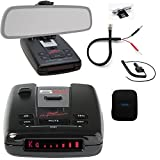 Escort Passport S55 Radar/Laser Detector with Accessories Combo Bundle (Blue)