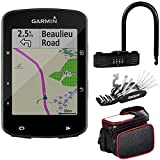 Garmin Edge 520 Plus Cycling GPS/GLONASS with Deco Gear Bike Tool Kit and Mount Bundle