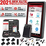Launch X431 Pro Mini (Same Function as Launch X431 V Pro) Bidirectional Scan Tool Full System Car Diagnostic Scanner,Active Test,Key Program,ECU Coding,31+ Reset Service,Seat Matching