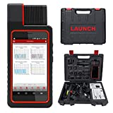 LAUNCH X431 DIAGUN IV Bidirectional Control Full System Diagnostic Tool Support ECU Coding,Actuation Test,Remote Diagnostic,20 Reset Functions Free Online Update- 5Years Warranty