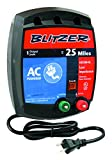 Blitzer EAC25M-BL 1.0-Joule, Low-Impedance, 110-Volt AC Electric Fence Charger