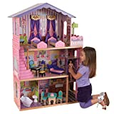 KidKraft My Dream Mansion with 12-Piece Accessory Set, Gift for Ages 3+