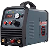 Amico CUT-60HF, 60 Amp Non-touch Pilot Arc Plasma Cutter, Pro. 95~260V Wide Voltage, 4/5 in. Clean Cut Cutting Machine