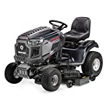 Troy-Bilt 13AJA1BZ066 50 in. Super Bronco Riding Mower with 679cc Engine and Foot Hydro