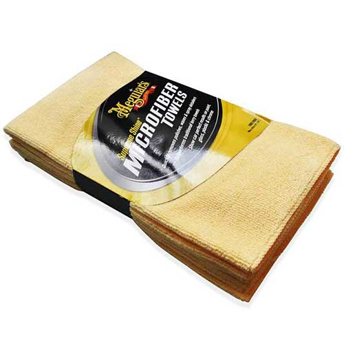 Top 10 Best Microfiber Towels For Drying Car In 2018 Reviews