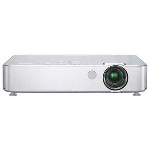 Best Projectors for Business Presentations 4. Panasonic PT-LB50SU LCD Projector 4.0 lbs