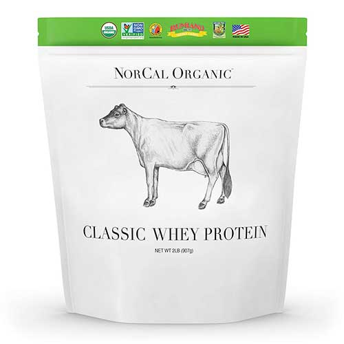 Best Whey Protein Organic 2. Source Classic Organic Whey Protein