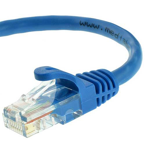 Best Ethernet Cables for Streaming 5. Mediabridge Ethernet Cable (15 Feet)