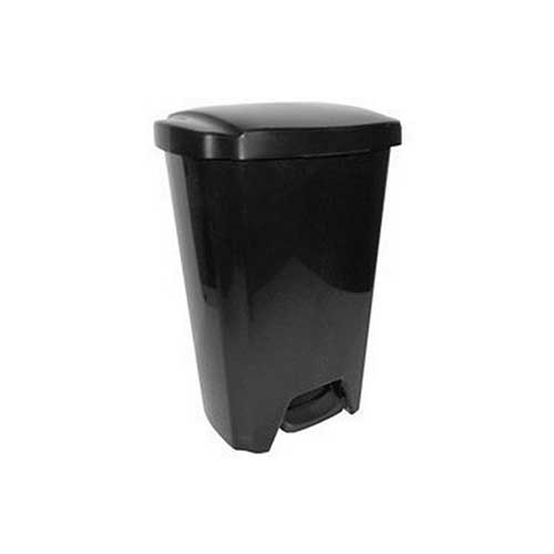 Best Kitchen Trash Cans 6. Hefty 13-gallon Trash Can Lid