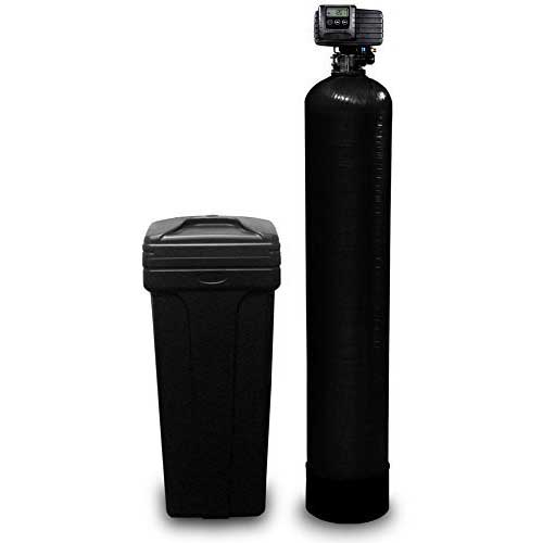 Best Water Softeners for Well Water With Iron 3. PENTAIR Fleck 5600sxt 48,000 grain of UPGRADED HIGH capacity 10% resin