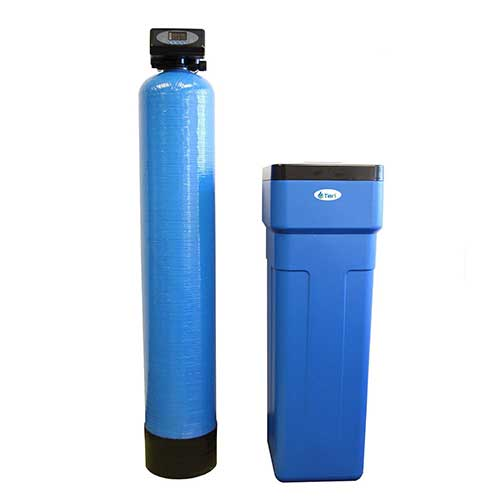 Best Water Softeners for Well Water With Iron 6. Tier1 48,000 Grain High Efficiency Digital Water Softener