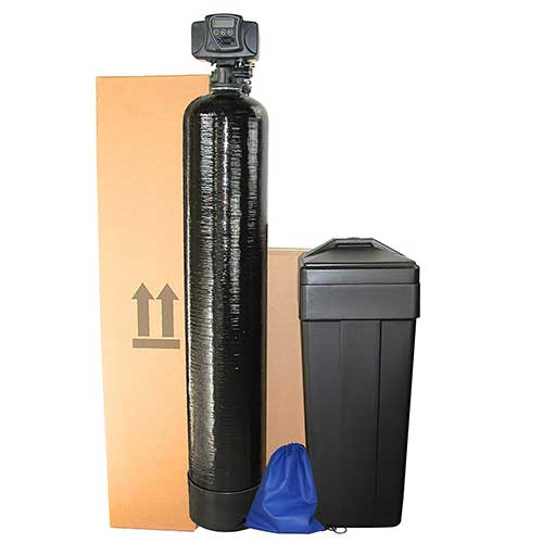 Best Water Softeners for Well Water With Iron 7. ABCwaters ABC48K-56SXT-FM 48k Fine Mesh Complete Softener