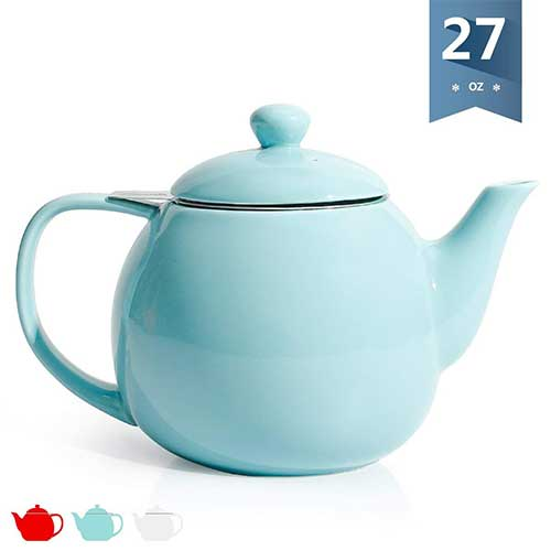 Best Teapots For Keeping Tea Hot 2. Sweese 2308 Teapot,