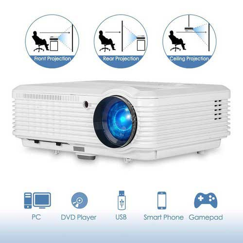 Top 10 Best Projectors for Business Presentations in 2018 Reviews