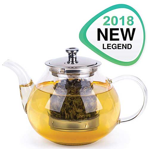 Top 10 Best Teapots For Keeping Tea Hot in 2019 Reviews