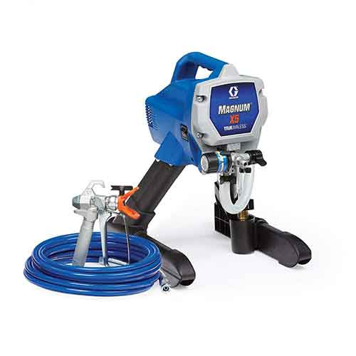 Best Paint Sprayers for Furniture 3. Graco Magnum 262800 X5 Stand Airless Paint Sprayer