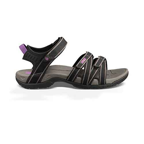 Best Woman's Walking Sandals for Travel 4. Teva Women's Tirra Athletic Sandal