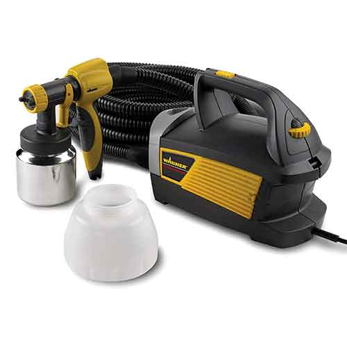 Best Paint Sprayers for Furniture 7. Wagner 0518080 Control Spray Max HVLP Paint Sprayer
