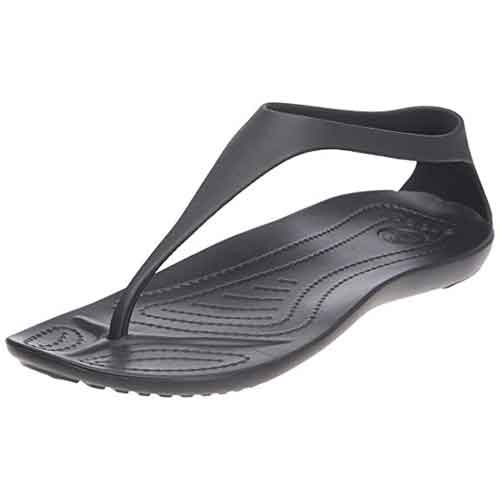 Best Woman's Walking Sandals for Travel 5. Crocs Women's Sexi Flip