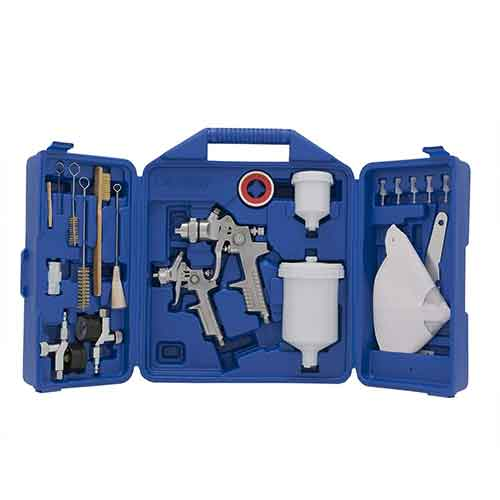 Best Paint Sprayers for Furniture 6. Campbell Hausfeld Spray Gun Kit