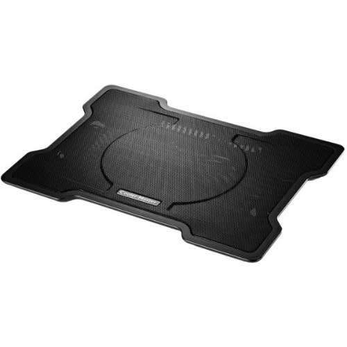 Best Laptop Cooling Pads for Gaming ​8. Cooler Master NotePal X-Slim Ultra-Slim Laptop Cooling Pad with 160mm Fan (R9-NBC-XSLI-GP)