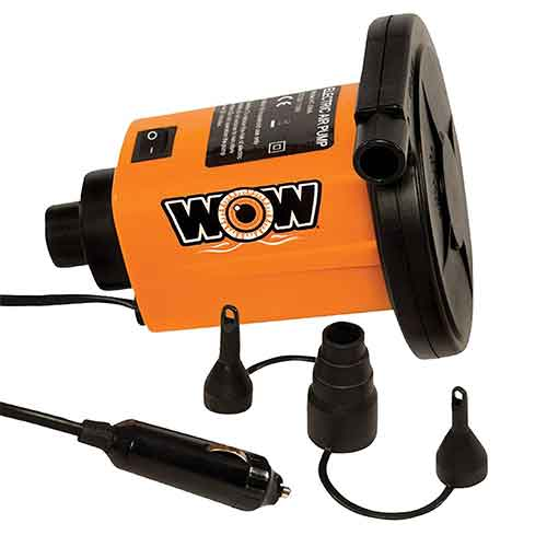 Best 12v Air Pumps for Inflatables 4. WOW World of Watersports, 13-4020