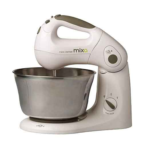 BEST STAND MIXERS UNDER 100 9. Powerful Patented Twin Motor 10 Speed Stand and Hand Mixer