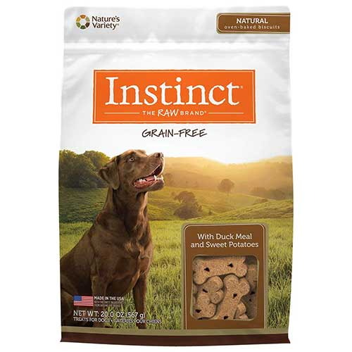 Top 10 Best Dog Treats for Sensitive Stomachs in 2019 Reviews