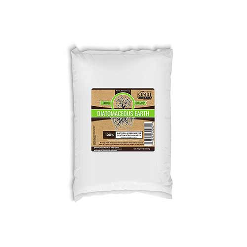 Best Food Grade Diatomaceous Earth for Human Consumption 3. Root Naturally Food Grade Diatomaceous Earth OMRI Listed - 1 Lb