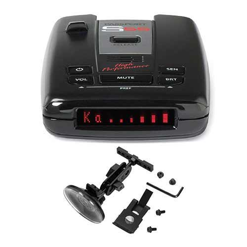 Best Radar Detectors under 200 8. Escort PASSPORT S55 Radar/Laser Detector