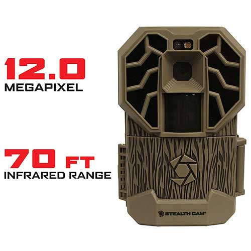 Best Trail Cameras under 150 10. Stealth Cam 12 Mega Pixel 26 Ir Emitters With Fx Shield