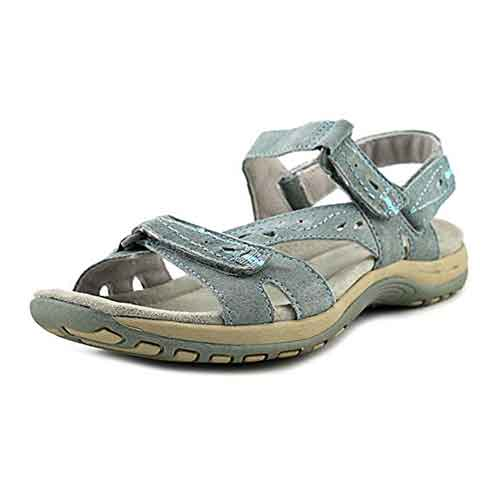 Best Woman's Walking Sandals for Travel 9. Earth Origins Women's Sophie Sandals