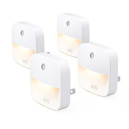 Best Nightlights for Toddler Afraid of the Dark 6. eufy Lumi Plug-in Night Light