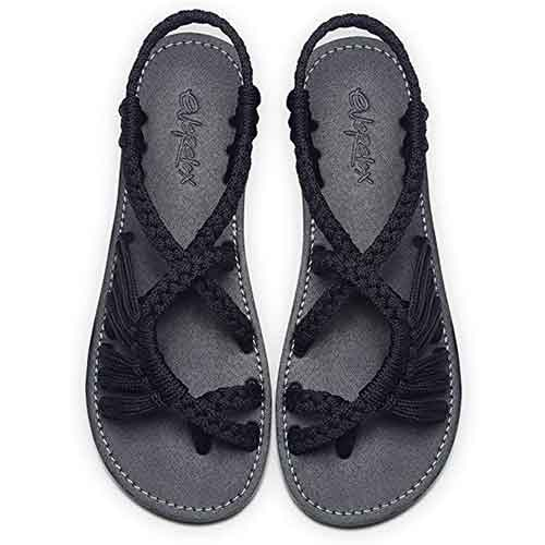 Top 10 Best Woman's Walking Sandals for Travel in 2021 Reviews