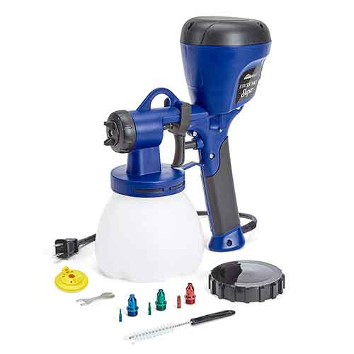 Best Paint Sprayers for Furniture​​ 1. HomeRight C800971.A Super Finish Max Extra Power Painter