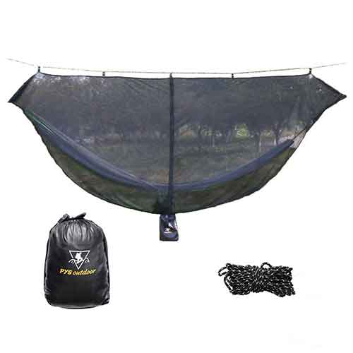 Best Camping Hammocks with Mosquito Net 9. pys Hammock with Bug Net
