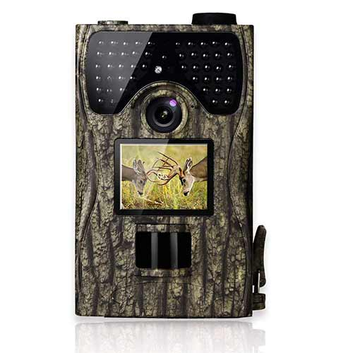 Best Trail Cameras under 150 8. VENLIFE Trail Camera, 12MP 1080P Wildlife Hunting Camera