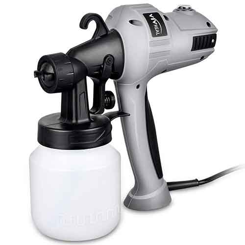 Best Paint Sprayers for Furniture 10. VIVREAL Paint Sprayer HVLP Spray Gun