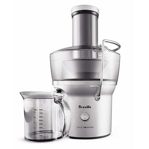 Best Juicers for Greens 1. Breville BJE200XL Compact Juice Fountain 700-Watt Juice Extractor
