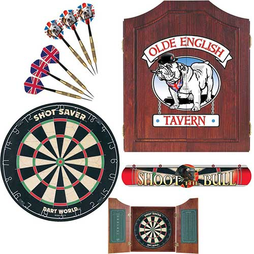Top 10 Best Dart Board Cabinets in 2019 Reviews