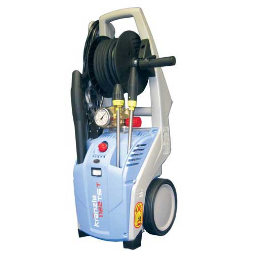 Best Commercial Pressure Washers 2. KranzleUSA K1122TST Cold Water Electric Commercial Pressure Washer