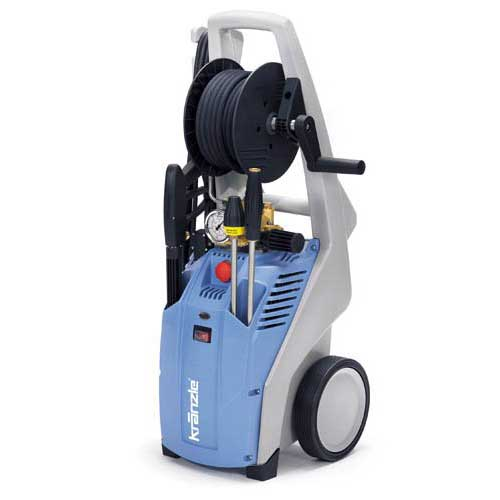 Best Commercial Pressure Washers 6. KranzleUSA K2017T Cold Water Electric Industrial Pressure Washer