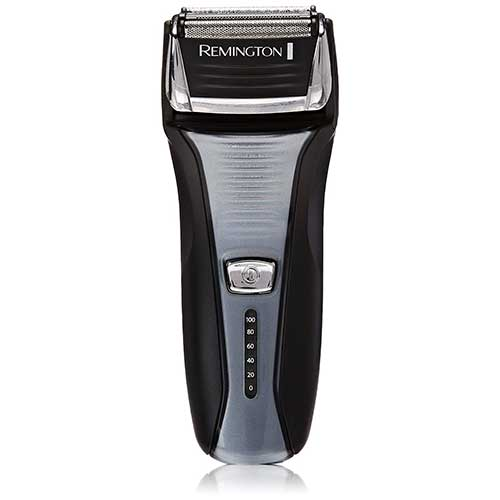 Best Electric Shavers under 100 ​2. Remington F5-5800 Foil Shaver, Men's Electric Razor, Electric Shaver
