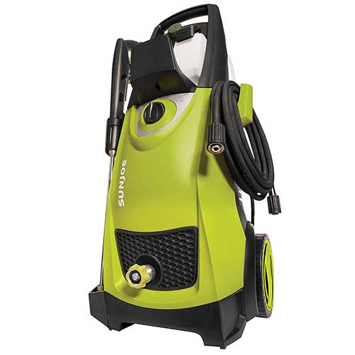 Best Commercial Pressure Washers 1. Sun Joe SPX3000 Pressure Joe 2030 PSI 1.76 GPM 14.5-Amp Electric Pressure Washer
